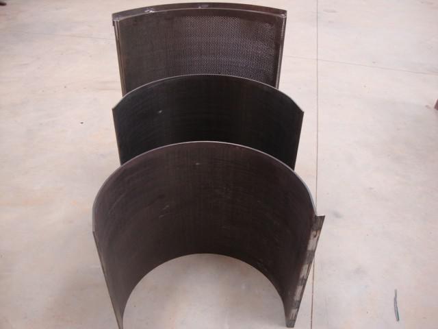 Peneira tambor rotativo